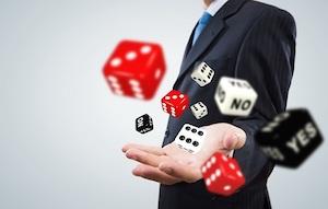 バイナリーオプションとギャンブルの違い