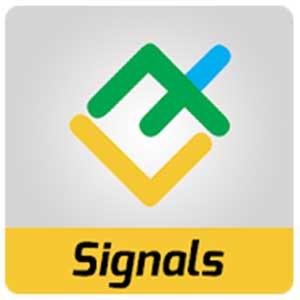 Forex Signals(フォレックスシグナルズ)のアイコン