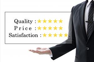 バイナリーオプションの高評価ツールの口コミ